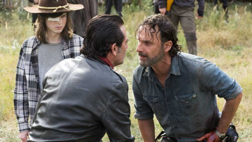 the walking dead, season 8, horror, television, SDCC