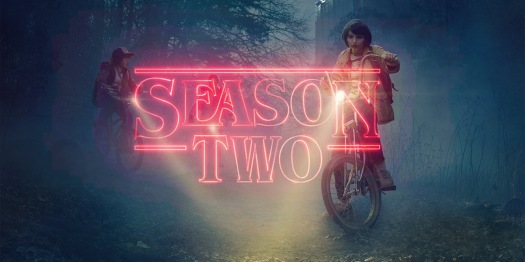 stranger things, horror, television, season two