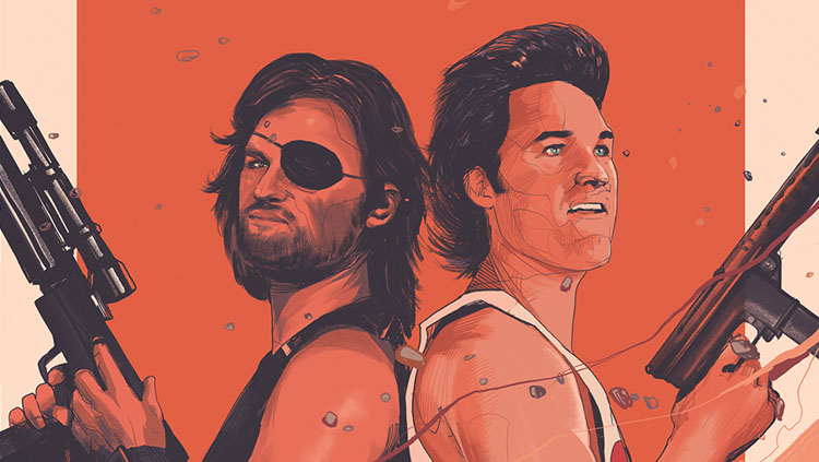 big trouble in little china, comic book, escape from new york, boom! studios