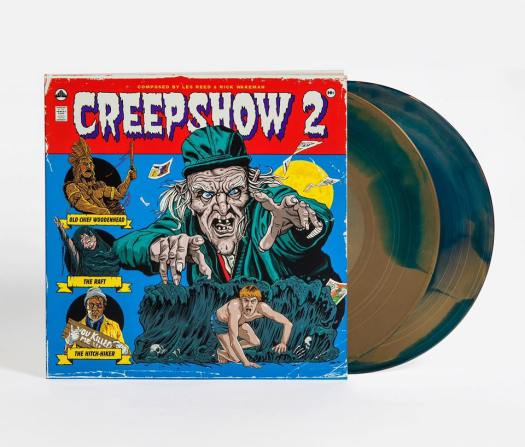 creepshow 2, waxwork records, vinyl