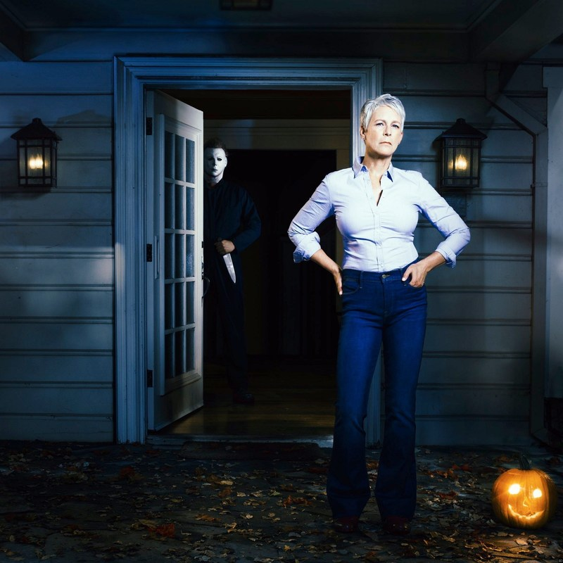 Halloween, News, jaime lee curtis, reboot