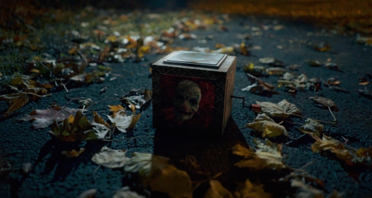 send in the clowns, review, vfx productions, short horror