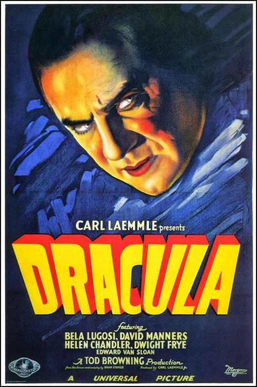 dracula 1931, poster