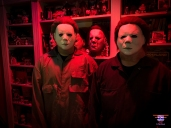 myers house nc, scary basement media, halloween