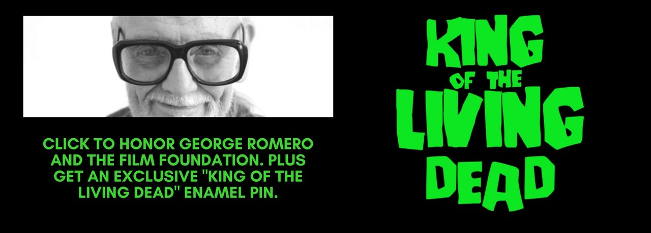 george romero, king of the living dead, the film foundation