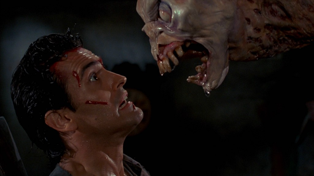 Evil Dead 2, Mexican TV Version