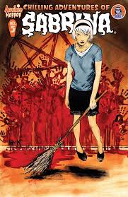 the chilling adventures of sabrina, netflix, series