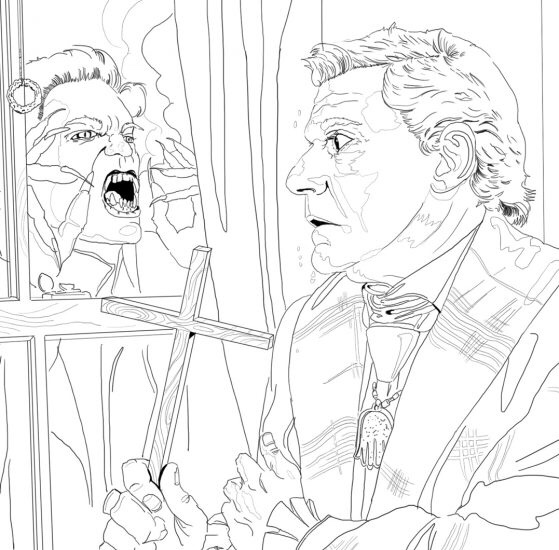 - Fright Night' Director Releases Movie Coloring Book – Scary Basement Media