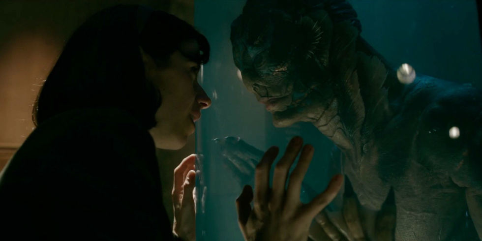the shape of water, guillermo del toro, golden globes