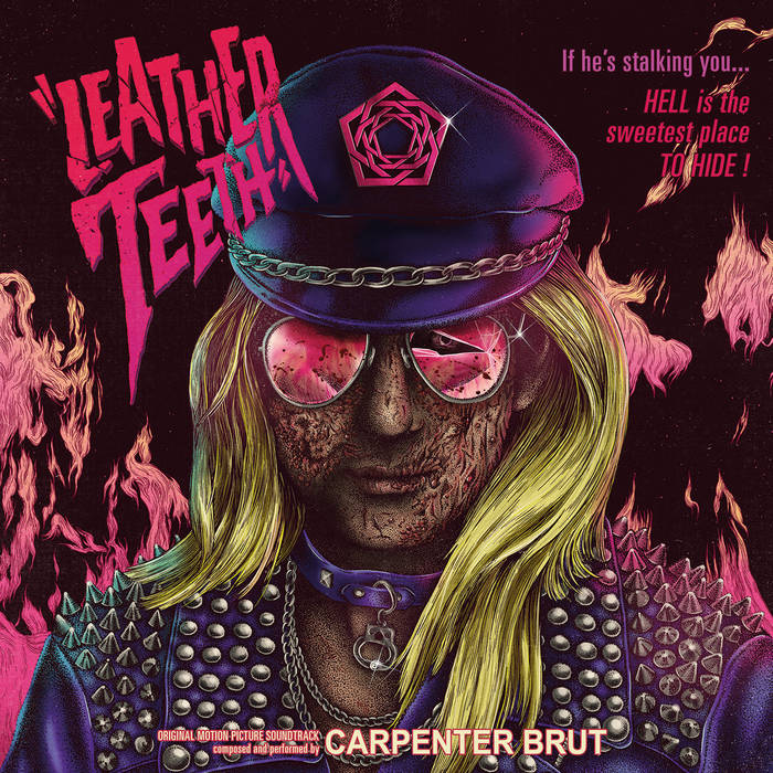 carpenter brut, synth, album, band camp