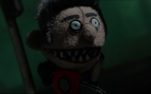 Ash vs Evil Dead, Ashy Slashy, puppet, toy fair, NECA