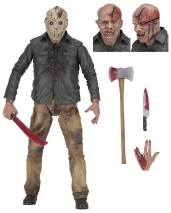neca, jason voorhees, friday the 13th, the final chapter, toy, action figure, 1/4