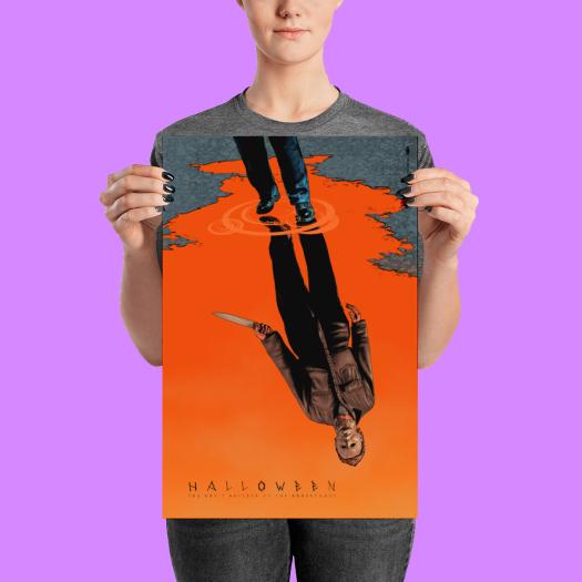Mr. Sandman, Halloween, poster, art, horror