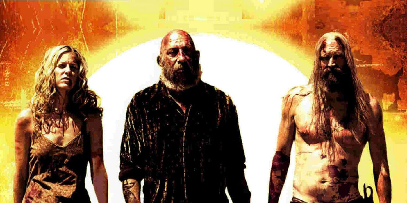 The Devils Rejects, 3 from hell, rob zombie, movie, horror
