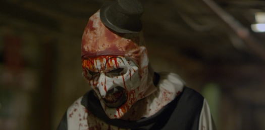 art the clown, dread central presents, terrifier, horror, slasher