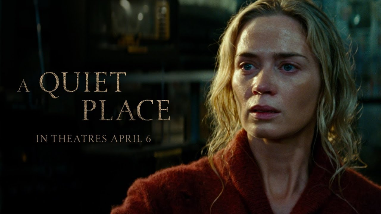 A quiet place, emily blunt, horror, review, movie