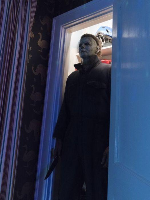 halloween, trailer, michael myers, jamie lee curtis