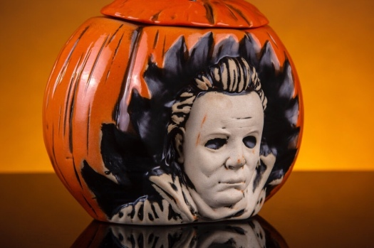 Mondo, Halloween, blumhouse, tiki mug, John Carpenter