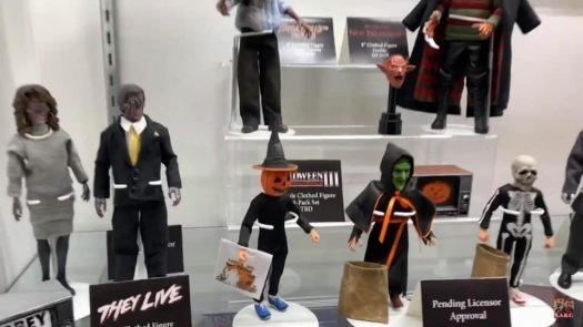 Halloween 3, NECA, toy fair, 2019
