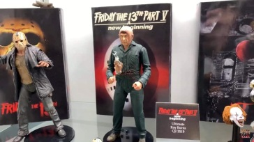 Halloween 2, ben tramer, neca, toy fair, 2019, roy, friday the 13th