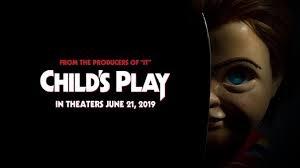 Child's play, mark Hamill, 2019