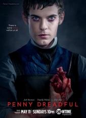 Harry Treadaway does a fantastic portrayal as Dr. Frankenstein
