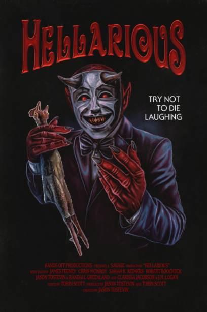 Hellarious, review, short film, horror short