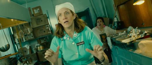 Lunch ladies, short film, horror short, hellarious, review